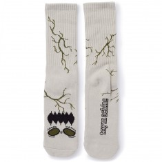 Toy Machine Skull Monster Socks - Multi
