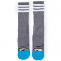 Toy Machine Stoner Sect Socks - Grey