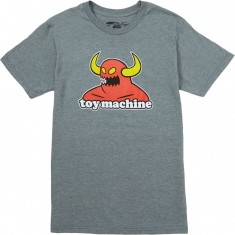 Toy Machine Monster T-Shirt - Grey