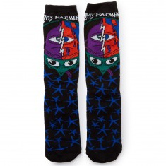 Toy Machine Turtlehead Socks - Multi
