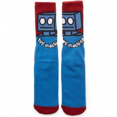 Toy Machine Robot Socks - Blue