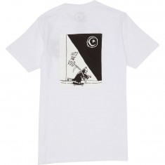 Foundation Terminal Radness T-Shirt - White