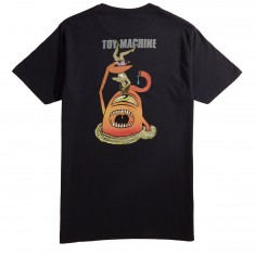 Toy Machine Sect Attack T-Shirt - Black