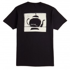 Foundation SQ Teapot T-Shirt - Black