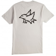 Foundation Bird T-Shirt - Silver