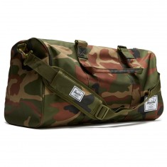 Herschel Novel Duffle Bag - Woodland Camo