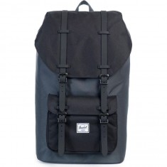 Herschel Supply Little America Backpack - Dark Shadow/Black/Black