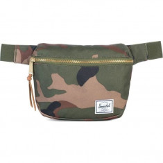 Herschel Fifteen Bag - Woodland Camo