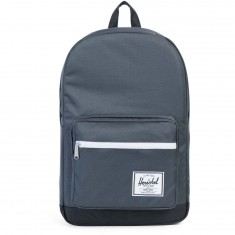 Herschel Supply Pop Quiz Backpack - Dark Shadow/Black