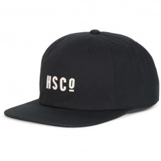 Herschel Supply Mosby Hat - Black