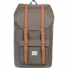 Herschel Little America Backpack - Canteen Crosshatch/Tan