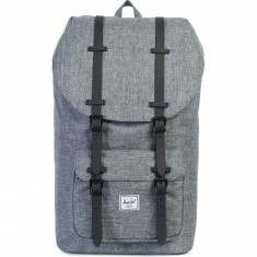 Herschel Supply Little America Backpack - Raven Crosshatch/Black