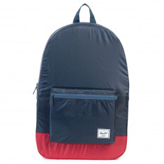 Herschel Supply Daypack Backpack - Navy/Red