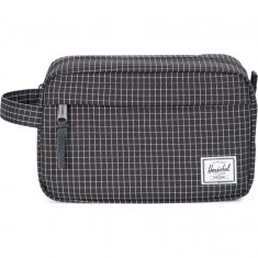 Herschel Chapter Travel Accessory - Black Grid