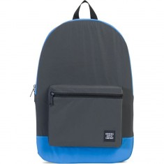 Herschel Daypack Reflective Backpack - Black/Neon Blue