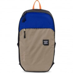 Herschel Mammoth Medium Trail Backpack - Brindle Black/Surf The Web