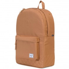 Herschel Supply Heritage Backpack - Quiltpoly Caramel