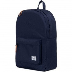 Herschel Supply Heritage Backpack - Quiltpoly Peacoat