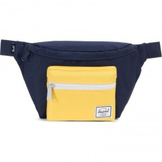 Herschel Supply Seventeen Bag - Peacoat Cyber Yellow