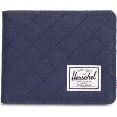 Herschel Supply Roy Wallet - Quiltpoly Peacoat