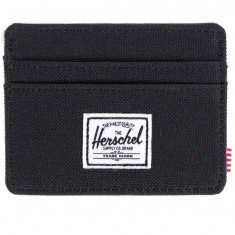 Herschel Supply Charlie Wallet - Black