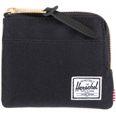 Herschel Supply Johnny Wallet - Black