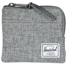 Herschel Johnny Wallet - Raven Crosshatch