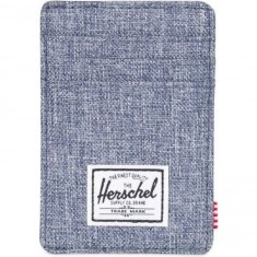 Herschel Supply Raven Wallet - Dark Chambray Crosshatch