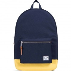 Herschel Supply Settlement Backpack - Peacoat Cyber Yellow