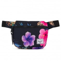 Herschel Fifteen Hip Pack - Black/Pineapple