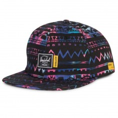 Herschel Albert Hat - Zig Zag Blue/Green