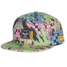 Herschel Dean Hat - Check/Surf