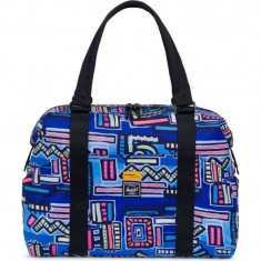 Herschel Strand Bag - Abstract Geo Blue