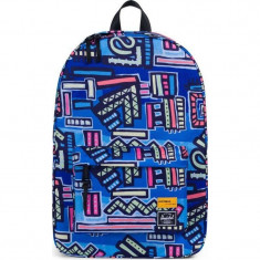 Herschel Winlaw Backpack - Abstract Geo Blue