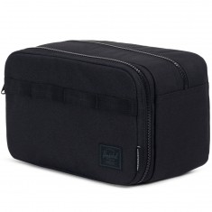 Herschel X Independent Chapter Bag - Black/Logo Print