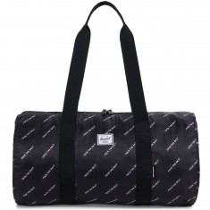 Herschel X Independent Duffle Bag - Black/FTR Print