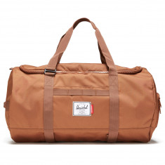 2334298f0c0 Herschel Supply x Independent Sutton Duffle Bag - Poly Saddle Brown