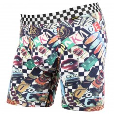 MyPakage Weekday Printed Boxer Brief - Ransom