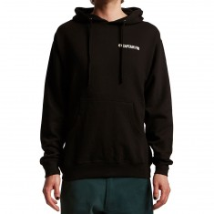 Captain Fin Team Pullover Hoodie - Black