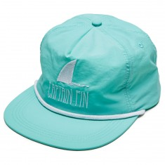 Captain Fin Shark Fin Hat - Seafoam Green