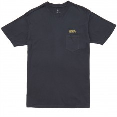 Roark Swash Buckler Pocket T-Shirt - Vintage Black