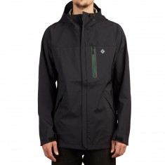 Roark Savage 3 Layer Jacket - Black