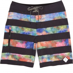 Roark Stripoli Boardshorts - Multi Color