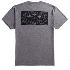 Roark Gateway T-Shirt - Heather Grey
