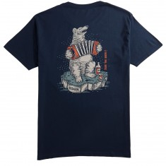 Roark Save The Bears T-Shirt - Navy