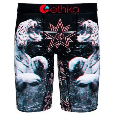 Ethika White Russians Underwear - White
