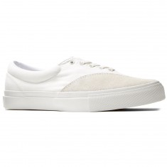 Clear Weather Donny Shoes - White