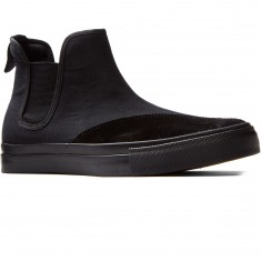Clear Weather Jeffrey Shoes - Black/White