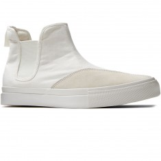 Clear Weather Jeffrey Shoes - White