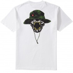 Grizzly Boonie T-Shirt - White